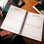 Elfin Desk Diary