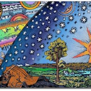 Flammarion mousemat