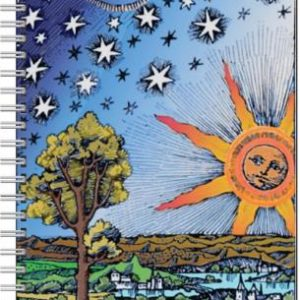 front cover of flammarion notebook