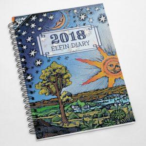 Desk Diary 2018