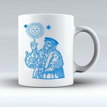 Old Astronomer mug