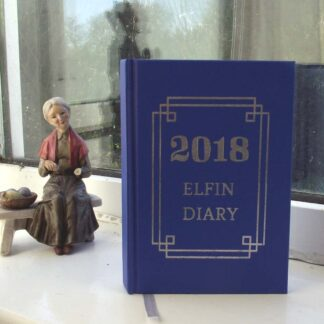 The 2018 hardback Elfin Diary