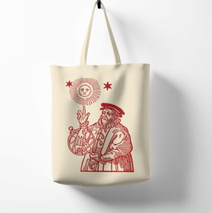 Old Astronomer bag - red