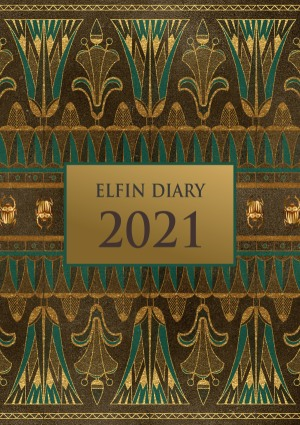 Cover of 2021 Elfin Diary