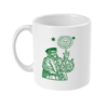The Old Astronomer Mug - Green