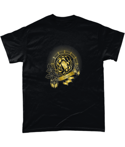 Virgo zodiac sign t-shirt