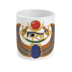Egyptian Scarab mug