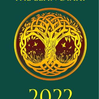 Elfin Diary softback cover 2022